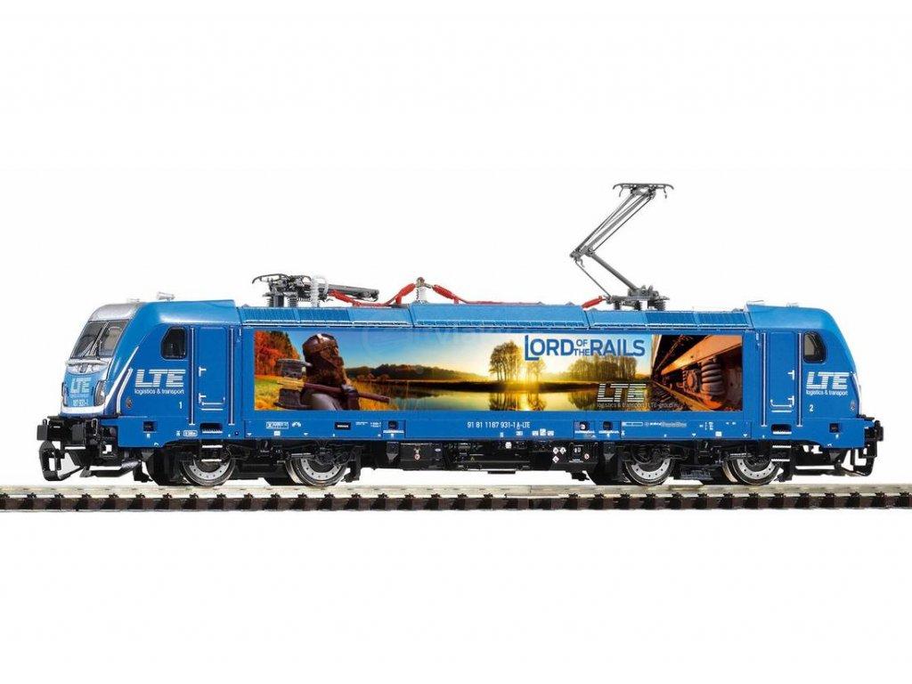 SLEVA! TT -  elektrická lokomotiva BR 147.5 LTE  / PIKO 47455
