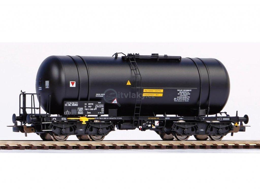 H0 - Cisternový vůz Zas PCC Spedkolor (406R), PKP / PIKO 58453
