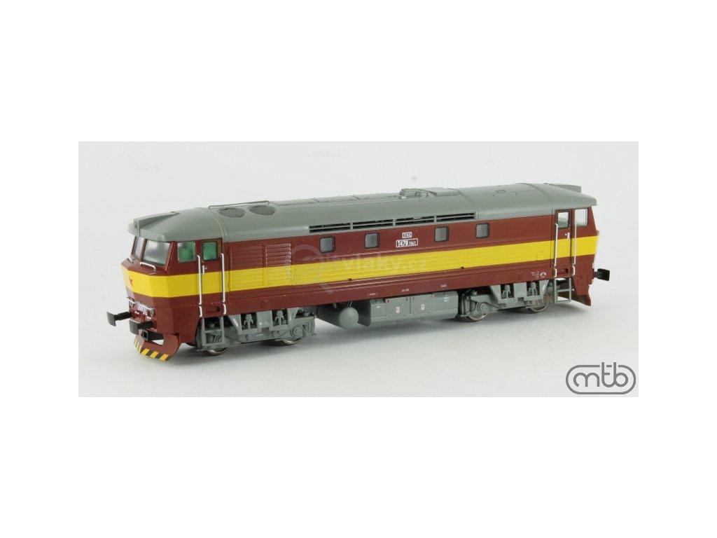H0 CSD T478 1141
