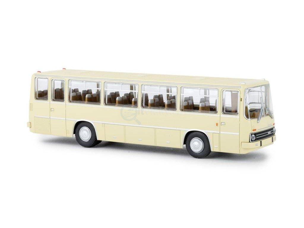 ARCHIV CZ H0 - autobus IKARUS 255 béžový / Brekina 59653