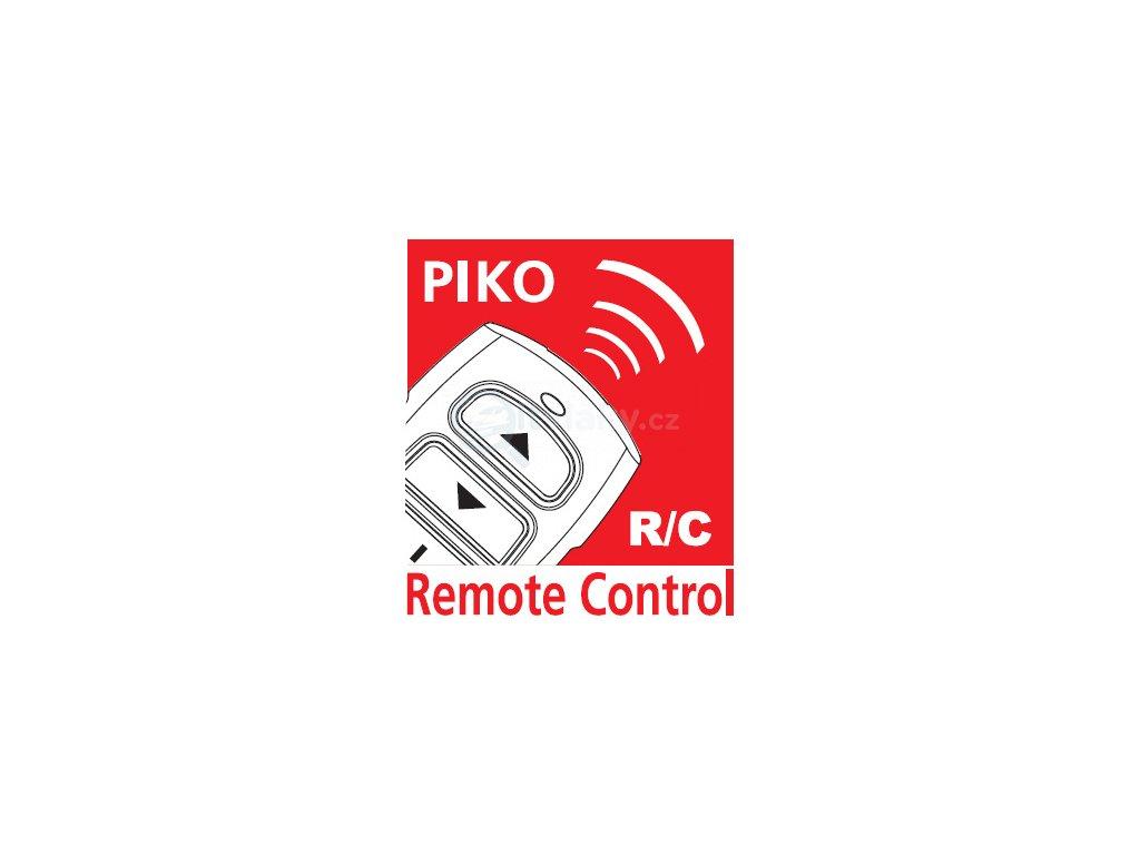 433289 h0 start set parni vlak roncalli rc bezdratove ovladani piko 57142