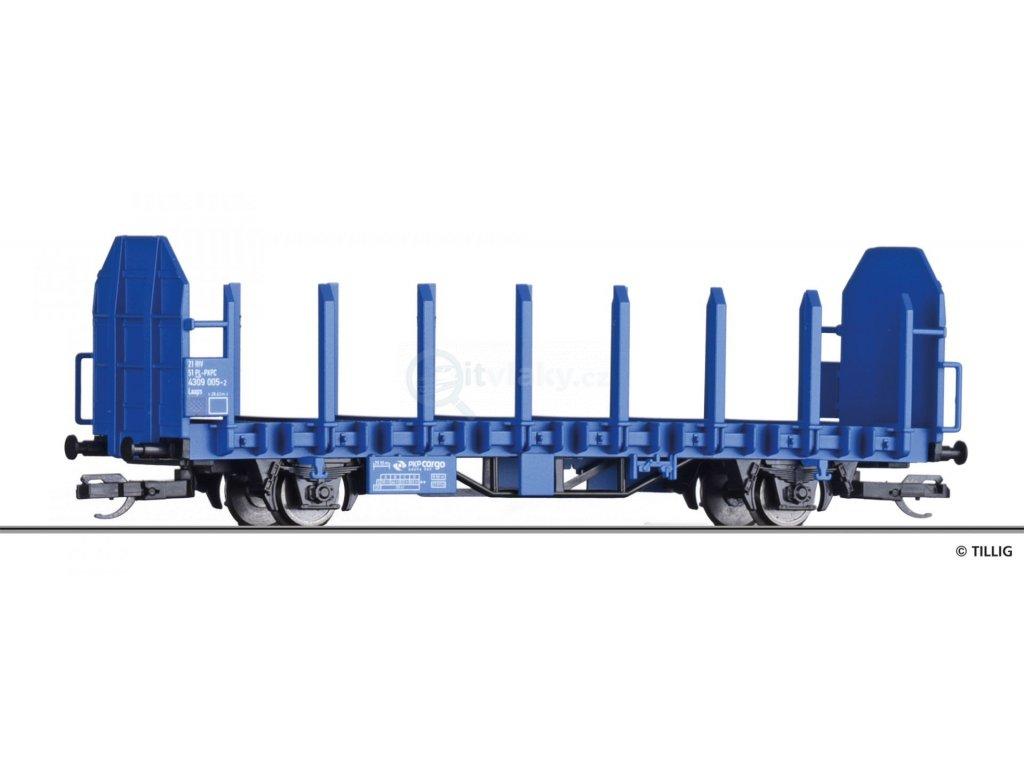 TT - START-klanicový Laaps  PKP Cargo, Ep. VI / Tillig 14601