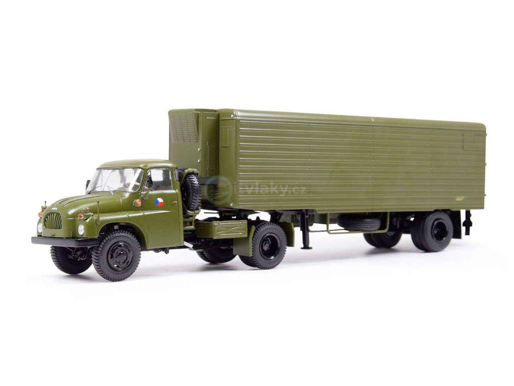 439601 1 43 tatra 138nt 4x4 w traileralka herpa 83ssm7036