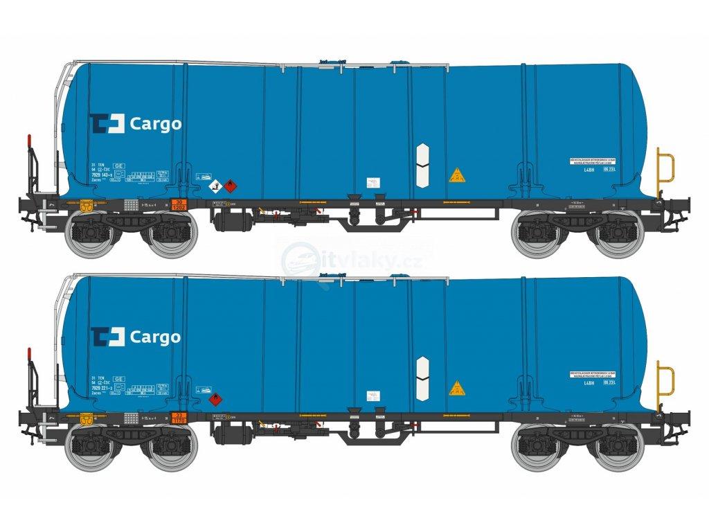 set ČD Cargo (002)