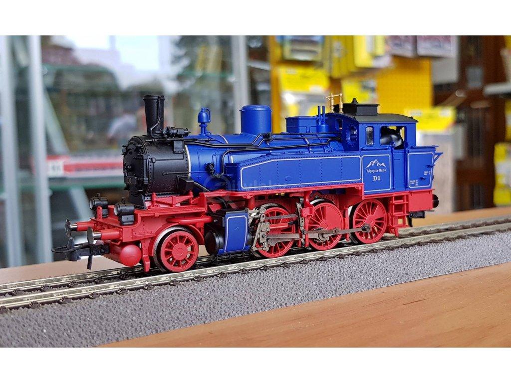 H0 - parní lokomotiva ozubnicová / ROCO 73159