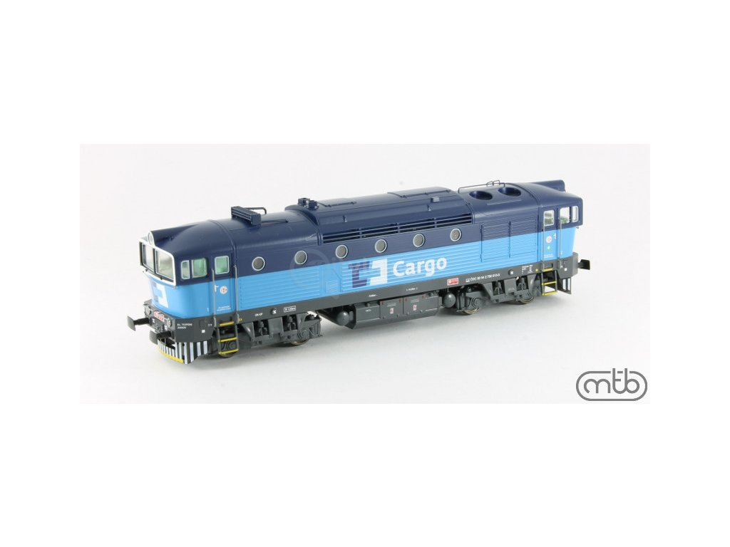 H0 CDC 750 013