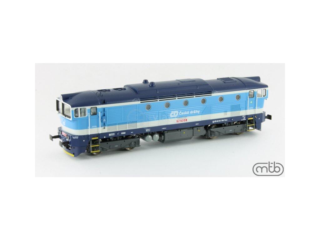 H0 CD 750 712