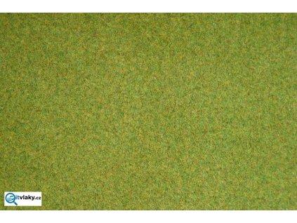 Travní koberec - jarní louka  200x100cm / NOCH 00010