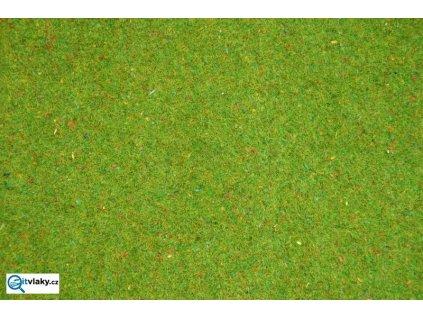 Travní koberec - květinová louka  200x100cm / NOCH 00011