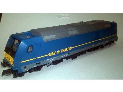 TT - Dieselová lokomotiva TRAXX MÁV ze setu/ TILLIG 01438