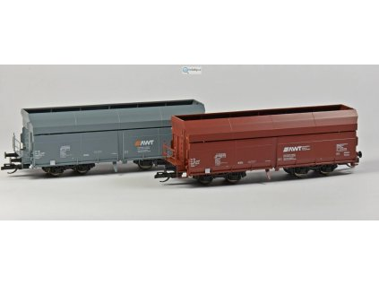 TT - set 2 výsypných vozů Falls CZ-AWT / TILLIG 01739