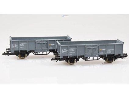 ARCHIV TT - set dvou nákladních vozů Es CZ-AWT / Tillig 01744
