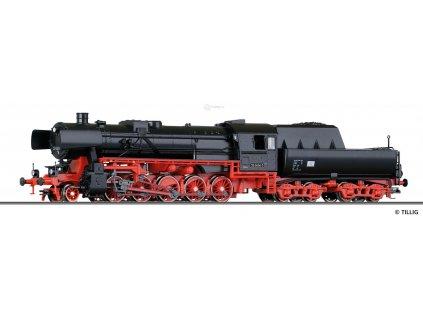 TT - Parní lokomotiva BR 52, DR / Tillig 02268