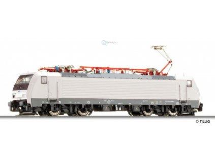 SLEVA! TT - elektrická lokomotiva EU 45-846, PKP Cargo / TILLIG 02486