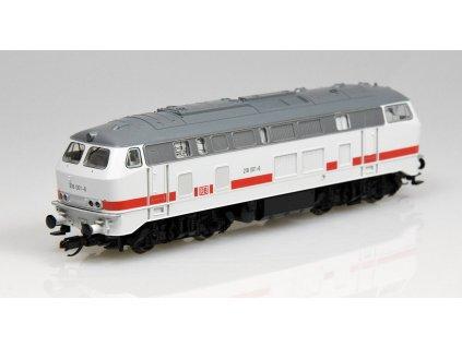 TT - Dieselová lokomotiva BR 218 START, DB / TILLIG 02709