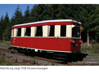 H0e - Motorový vůz T1, MEG / Tillig 02951