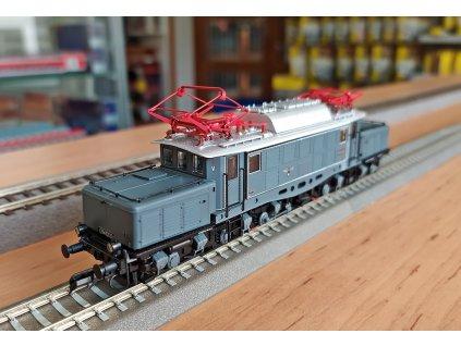 TT - elektrická lokomotiva E 94 DRG / Tillig 04410