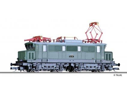 TT - elektrická lokomotiva E 44 DB, ep. III / Tillig 04423