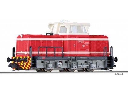 VYPRODÁNO TT - lokomotiva T 334.0, Werklok / TILLIG 04616