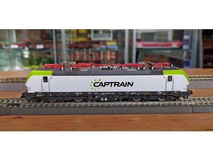 TT - el.lokomotiva Vectron CAPTRAIN / ITL /  TILLIG 04820