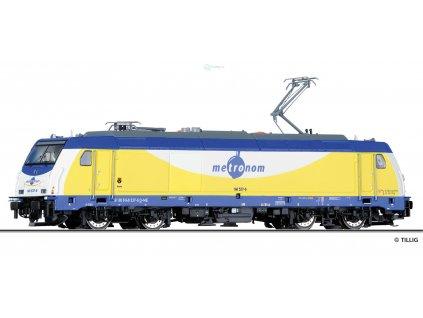 TT - Elektrická lokomotiva BR 146, Metronom / Tillig 04923