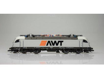 "TT - Elektrická lokomotiva 183 ""AWT"", CZ / TILLIG 04964"