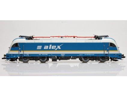 "TT - elektrická lokomotiva 183 ""alex"" RBG / TILLIG 04966"