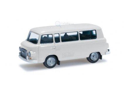 TT - Barkas B 1000 Bus, béžový / Herpa 066211