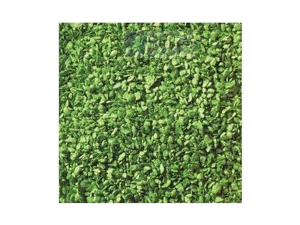 Posyp - listí, sv. zelená / NOCH 07142