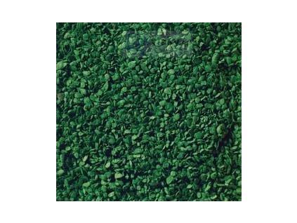 Posyp - listí, středně zelená / NOCH 07144