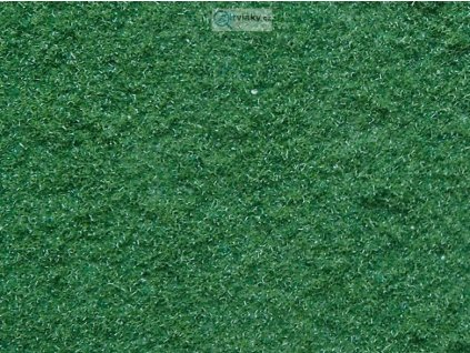Pěnové vločky, flock, středně zelená, 20g / Noch 07332