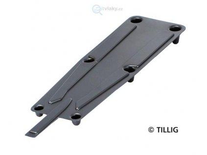TT - Nakolejovač pro betonové koleje s podložím / Tillig 07911