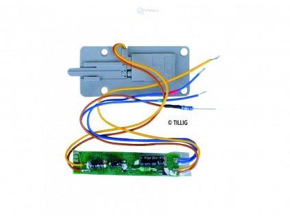 TT - DCC Motorový přestavník pro výhybky s podložím/ Tillig / Viessmann 08331