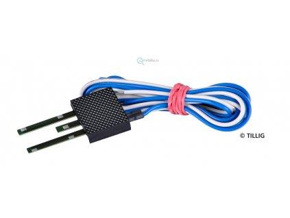TT - DCC napájecí prvek pro modelové koleje / Tillig 08403