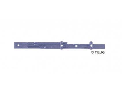 H0 - ovládací táhlo k výhybce EW5/6, 5ks /  Tillig 08829