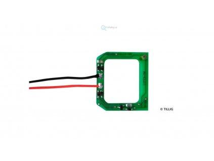 TT - 2 ks koncového osvětlení vozů Y - LED / Tillig 08856