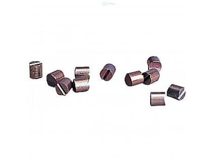 TT - kulaté uhlíky 10 ks 395871, pro motory V 100, BR 110 / Tillig 08870