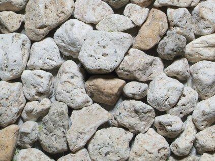 Přírodní kamínky, hrubší, 80 g / Noch 09232