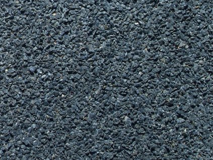 H0/TT - Kolejový štěrk, tmavě šedý, 250g / Noch 09365