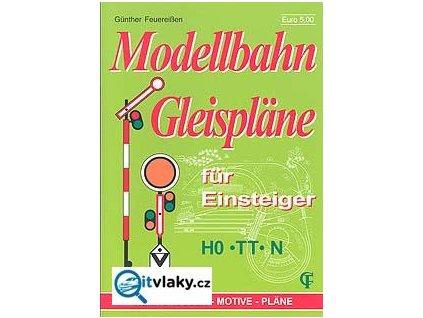 ARCHIV Plánky kolejiště HO-TT-N pro začátečníky německy / Tillig 09601