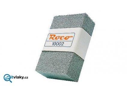 Guma na čištění kolejí, leštící a brousící / ROCO 10002