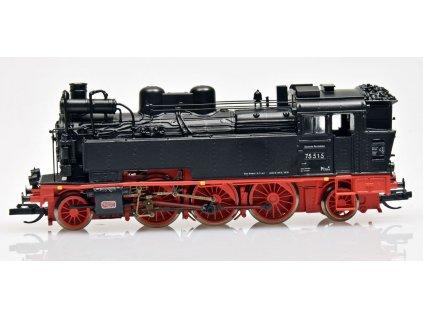 TT - parní lokomotiva BR 75 515 DR Muzeum Dresden/Zwickau / BECKMANN 1010607