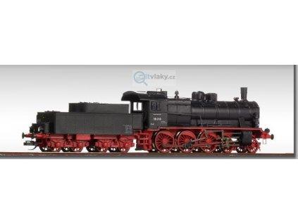 TT - DCC/ZVUK parní lokomotiva BR 38 210 DR / BECKMANN 1018310