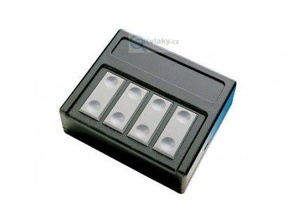 ovládací pult pro 4 výhybky / ROCO 10521