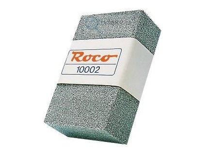 Čistící guma na koleje, velké balení 10 ks / Roco 10915