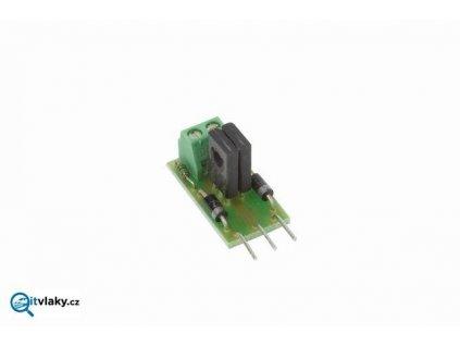 konvertor LENZ LA010 pro připojení motorických př. k dekodéru LS100 atd.