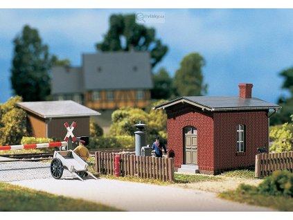 H0 - Strážní domek / Auhagen 11382