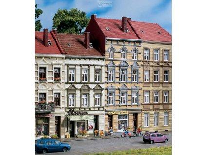 H0 - Městský dům Schmidstraße 13/15 / Auhagen 11392