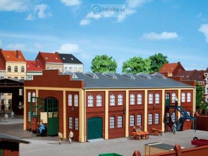 H0 - Tovární hala / Auhagen 11422