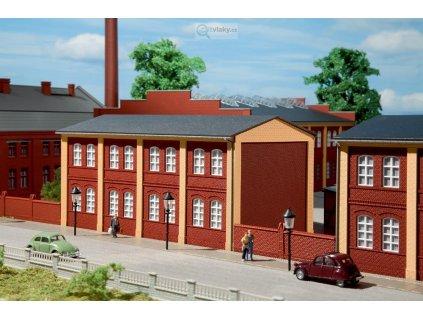 H0 - Výrobní budova / Auhagen 11423